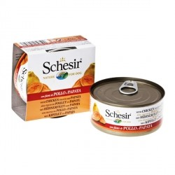 Schesir Chicken Papaya