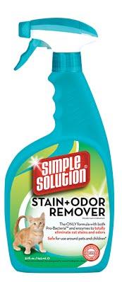 Cat stain and odor remover жидкое средство от запаха и пятен жизнедеятельности животных