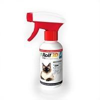 Rolf Club 3D спрей от блох и клещей для кошек