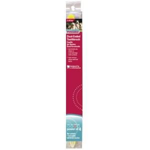 Sentry Petrodex Soft Bristle Мягкая зубная щетка для собак и кошек