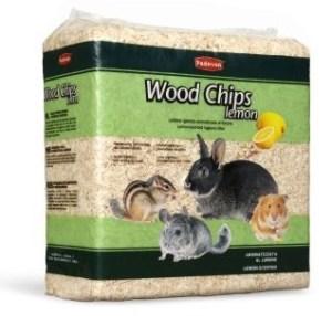 Wood chips lemon Гигиенический наполнитель
