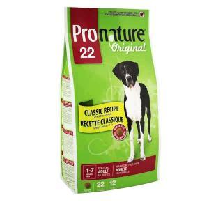 Pronature Original с ягненком для  крупных собак