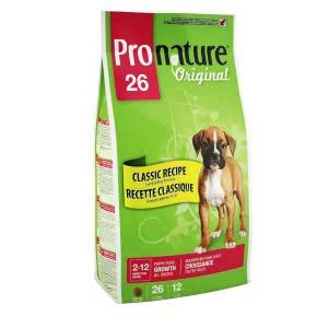 Pronature Original с ягненком сухой супер премиум корм для щенков