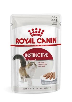 Royal Canin Instinctive (паштет) Консервы для кошек старше 1 года