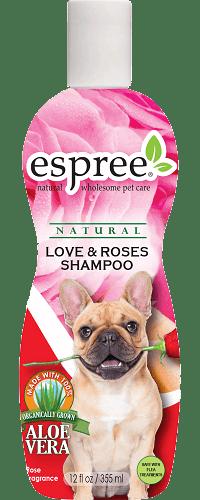 Love & Roses Shampoo Шампунь с ароматом роз