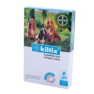 Килтикс (Kiltix) ошейник для собак 48 см