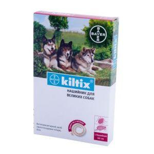 Килтикс (Kiltix) ошейник для собак 66 см