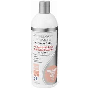 Veterinary Formula Hot Spot&Itch Relief Medicated Shampoo ВЕТЕРИНАРНАЯ ФОРМУЛА АНТИАЛЛЕРГЕННЫЙ ШАМПУНЬ для собак и кошек