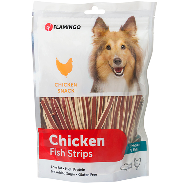 Karlie-Flamingo Chick»n Sandwich Snack КАРЛИ-ФЛАМИНГО ЧИКЕН СЕНДВИЧ СНЕК лакомство для собак
