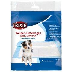 Пелёнки для собак Trixie 30 x 50 см, 7 шт. (целлюлоза)