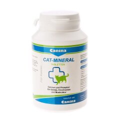 Минеральный комплекс для кошек Canina «Cat-Mineral»
