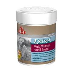 Витамины для собак мелких пород 8in1 Excel «Multi Vitamin Small Breed» 70 таблеток (мультивитамин)