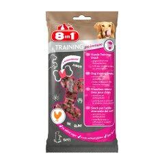 Лакомство для собак 8in1 Training Мини-косточки 100 г (для иммунитета)