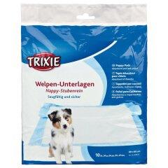 Пелёнки для собак Trixie 60 x 60 см, 10 шт. (целлюлоза)