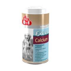 Кальций для собак 8in1 Excel «Calcium»