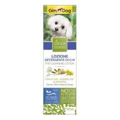 Лосьон для ухода за глазами GimDog Natural Solution «Eye Cleansing Lotion» 50 мл
