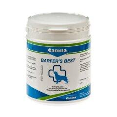 Витаминно-минеральный комплекс для собак Canina «Barfers Best» при натуральном кормлении, порошок 180 г (витамины и минералы)