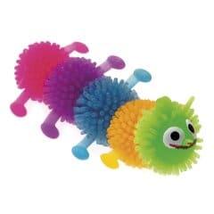 Игрушка для кошек Comfy Гусеница 5 см (резина)