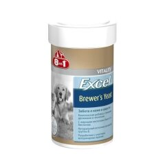 Пивные дрожжи 8in1 Excel «Brewers Yeast»