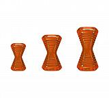 Bionic Opaque Bone Org Игрушка для собак Бионика Опак Бон кость оранжевая