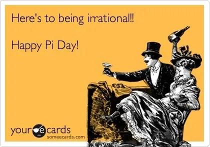 100 Ways of EarthFit- Day 43:  Happy Pi Day