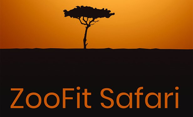 ZooFit Safari- Get Your Copy Today