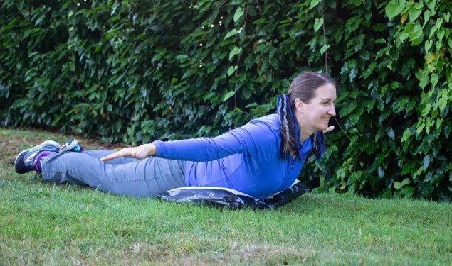 ZooFit Workout- November 19: Ab-Mats, It's More Than Core