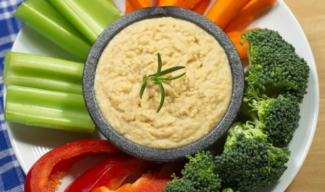 ZooFit Recipe of the Week: Hummus for Everyone