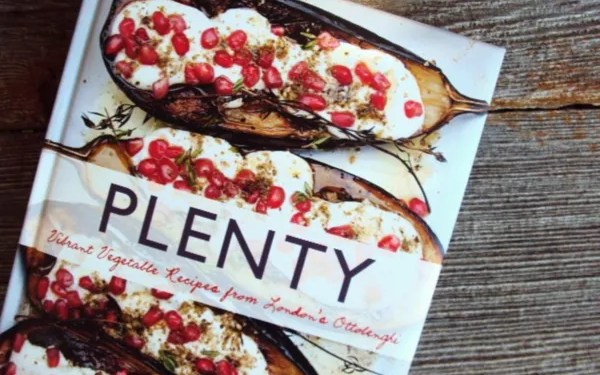 Cookbook Review: Plenty by Yotam Ottolenghi