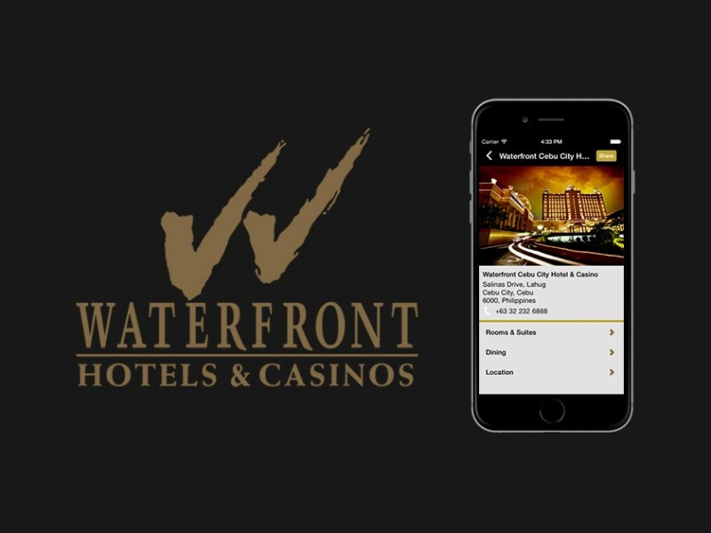 Waterfront Hotels App