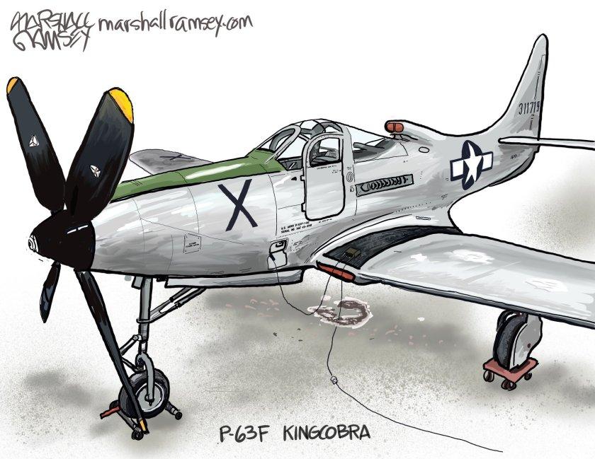 P63KingAirCobraMarshallRamsey