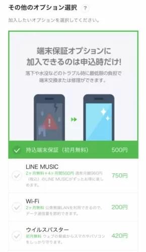 LINEモバイル手続き16