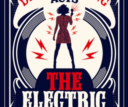#BookReview of The Electric Woman by Tess Fontaine @mouthfulloffire @sandstonepress