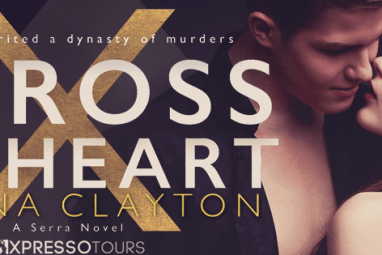 #CoverReveal of Across My Heart by Shanna Clayton #giveaway
