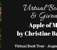 #BookReview of Apple of My Eye by Christine Barfknecht @CABarfknecht  @RABTBookTours