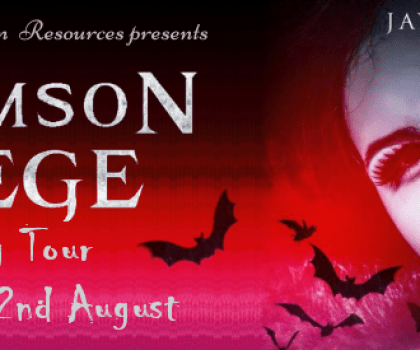 #Spotlight of Crimson Siege by Jay Raven @JayRavenAuthor @rararesources