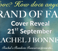 #CoverReveal of Strand of Faith @RachelJBonner1 @rararesources