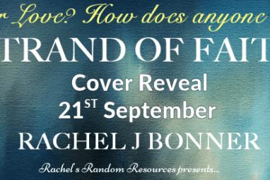 #CoverReveal of Strand of Faith @RachelJBonner1 @rararesources