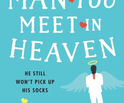 #BookReview of The man you meet in heaven by Debbie Viggiano @DebbieViggiano @nholten40 @bookouture