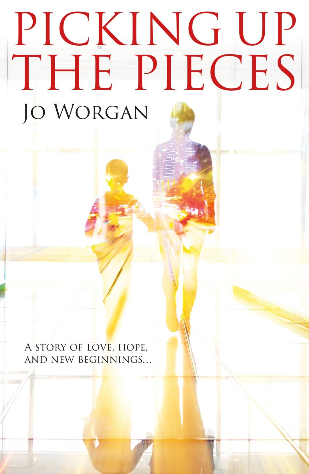 #BookReview of Picking up the pieces by Jo Worgan @joanneworgan @urbanebooks #lovebooksgrouptours