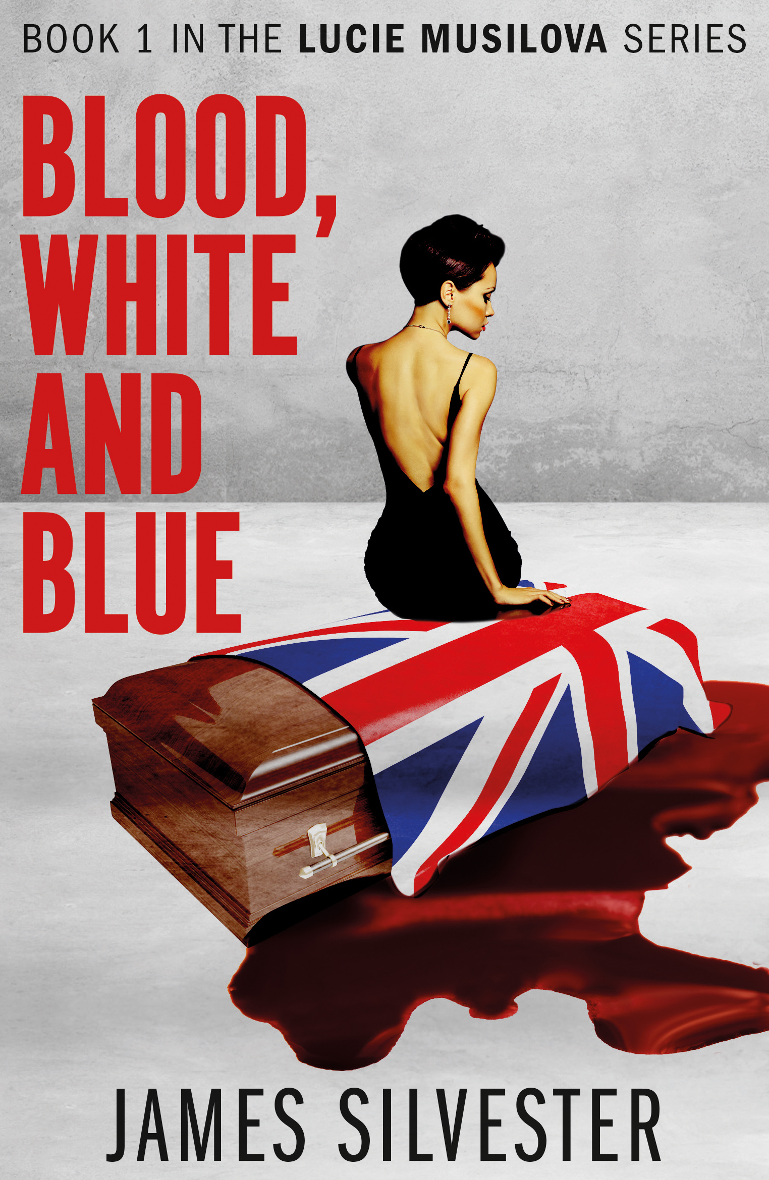 #Excerpt from Blood White and Blue by James Silvester @UrbaneBooks @JamesSilvester1    #Lovebooksgrouptours