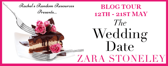 #BookReview of The Wedding Date by Zara Stoneley @zarastoneley @rararesources