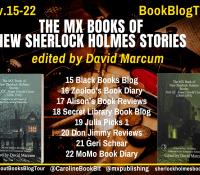 #GuestPost from the editor David Marcum, of The MX Books of New Sherlock Holmes Stories @mxpublishing @CarolineBookBit #bitsaboutbooksblogtour