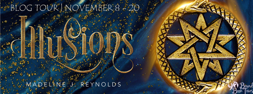 #Excerpt from Illusions by Madeline J.Reynolds @mad_reynolds @entangledteen  #giveaway (US only)