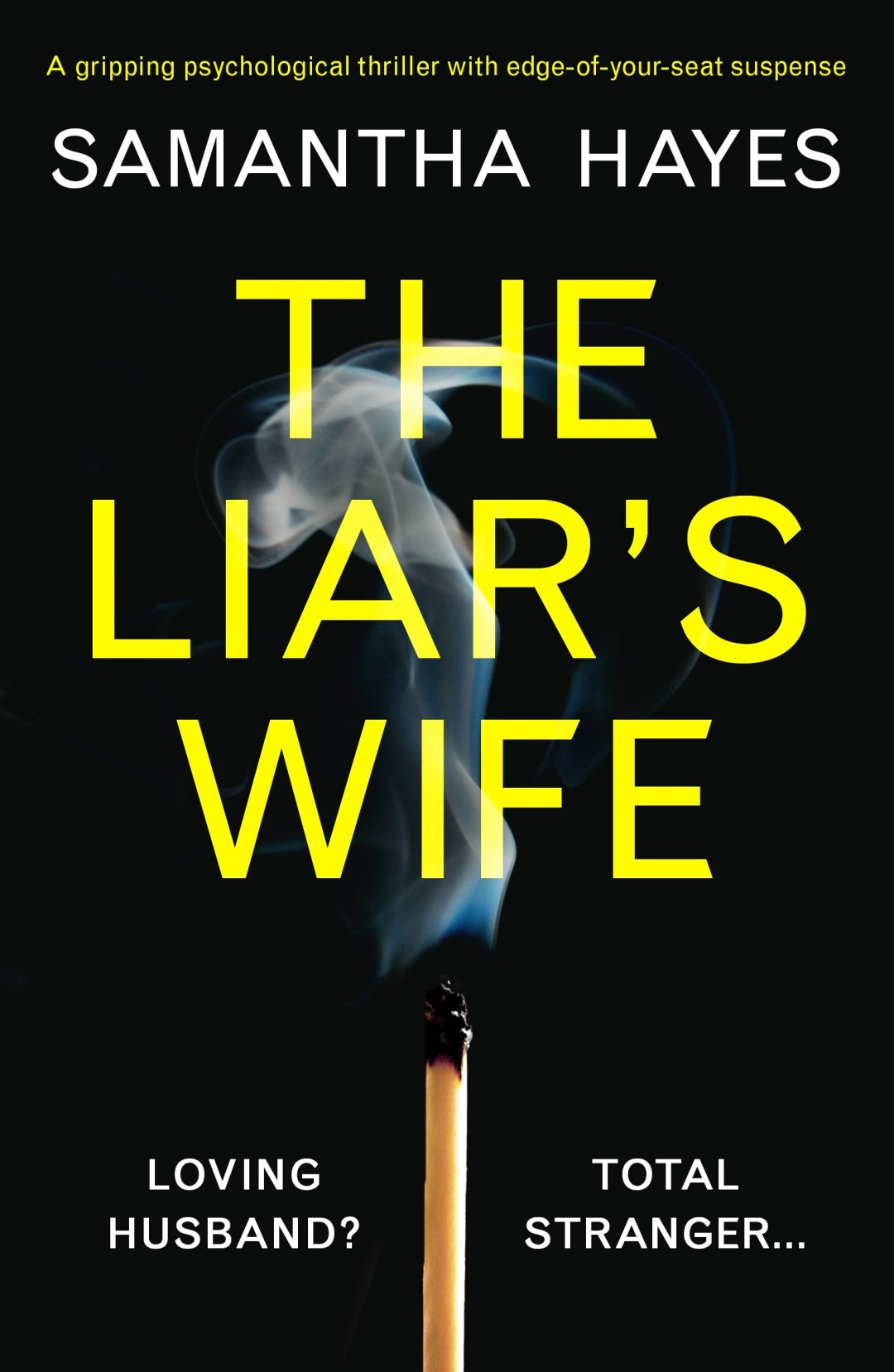#Excerpt of The Liar's Wife by Samantha Hayes @samhayes @nholten40 @bookouture
