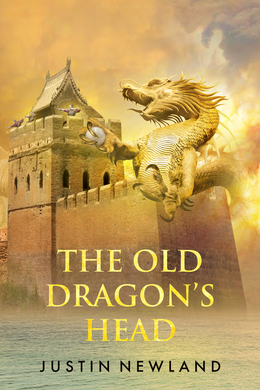 #Release day blitz of The Dragon Head by Justin Newland #Q&A #Excerpt @matadorbooks