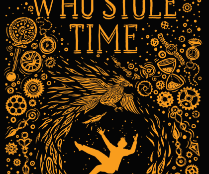 #Excerpt from The Boy Who Stole Time by Mark Bowsher @MarkBowsherFilm @unbounders