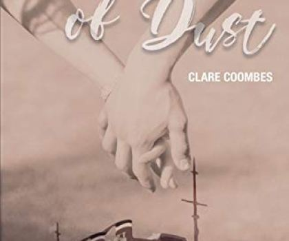 #BookReview of We Are Of Dust by Clare Coombes @coombes_clare @LpoolEditingCo
