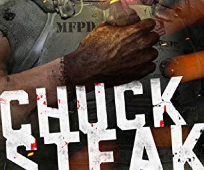 #BookBlitz and #GuestPost by Casper Pearl author of Chuck Steak @thememoryeater #ArnoldSchwarzenegger @Schwarzenegger