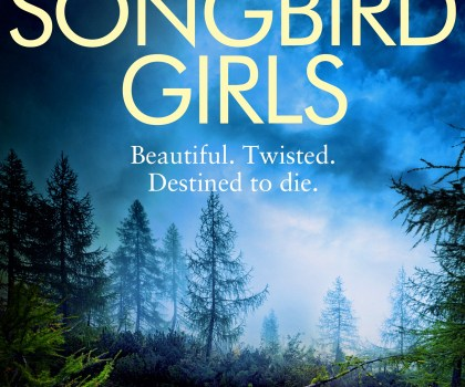 #BookReview of The Songbird Girls by Richard Parker @Bookwalter @nholten40 @bookouture #recommend #mustread #DetectiveTomFabian